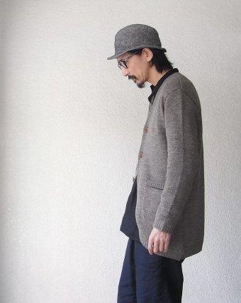 11月の製作 / classic knit longcardigan_e0130546_14190266.jpg