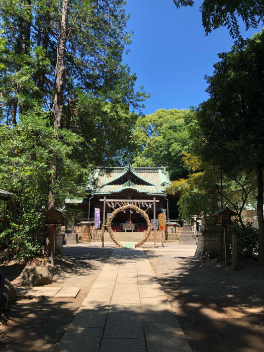 ぶらりお散歩♪代々木八幡〜新宿まで_d0152261_21000850.jpg