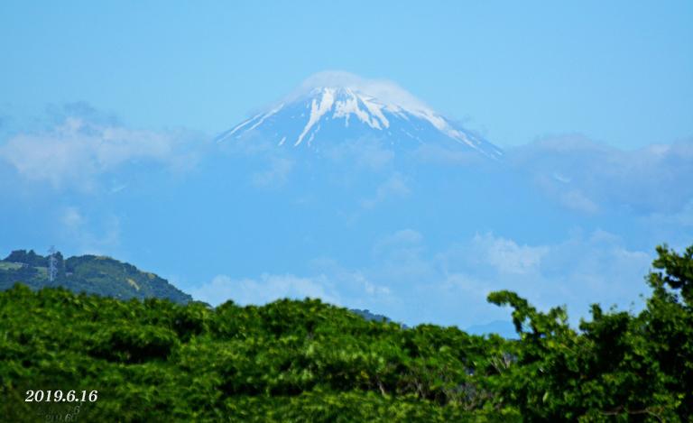 この日は‥ 『90km先の富士』_d0251161_08150121.jpg