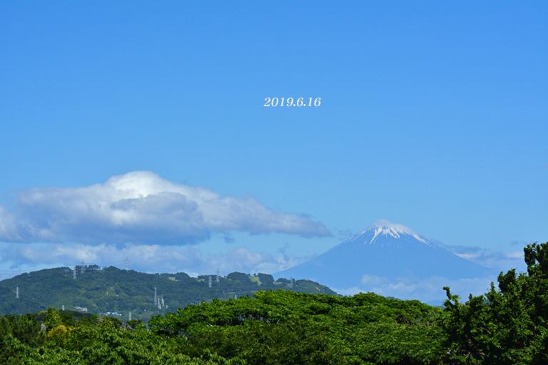 この日は‥ 『90km先の富士』_d0251161_08153331.jpg