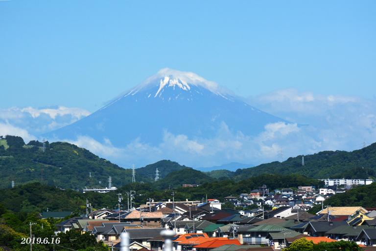 この日は‥ 『90km先の富士』_d0251161_08155649.jpg