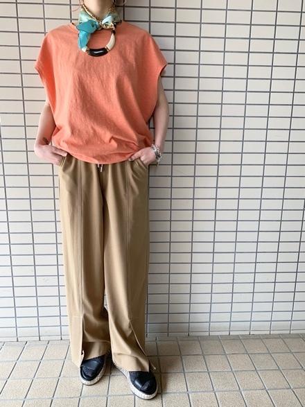 CHIGNONSTAR☆ステッチスリットPants☆_e0269968_15200703.jpg