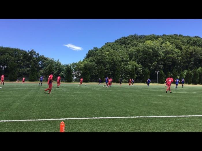 練習試合vs日本工学院_a0109270_14512342.jpg