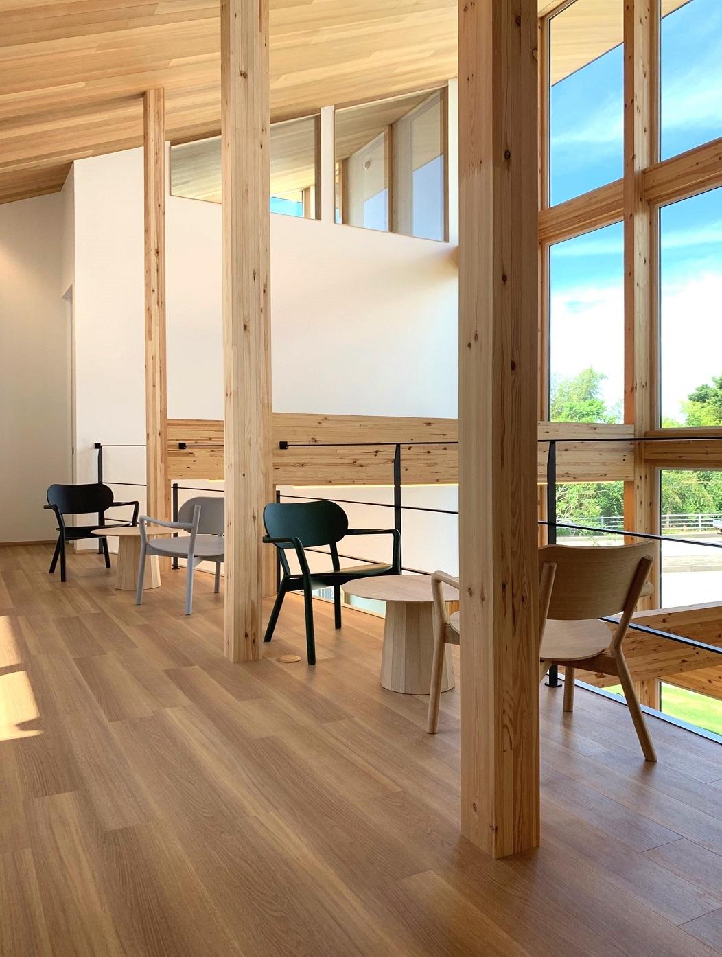 野島建設様 新事務所への納品実例 カリモクニュースタンダード_d0224984_16073776.jpg