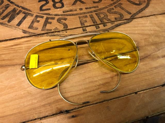 6月19日(水)大阪店アクセサリー入荷!!#3  VintageGlasses編!!B&L&A.O、Willson!!_c0078587_1523438.jpg