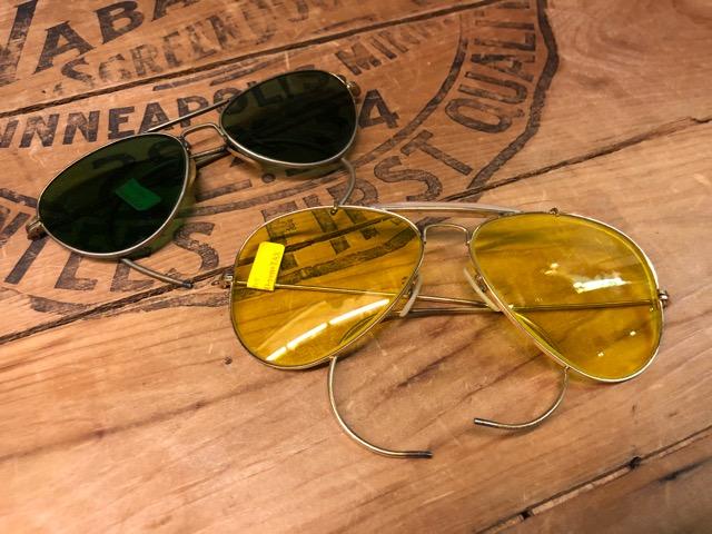 6月19日(水)大阪店アクセサリー入荷!!#3  VintageGlasses編!!B&L&A.O、Willson!!_c0078587_1523541.jpg