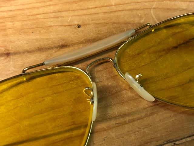 6月19日(水)大阪店アクセサリー入荷!!#3  VintageGlasses編!!B&L&A.O、Willson!!_c0078587_15243989.jpg