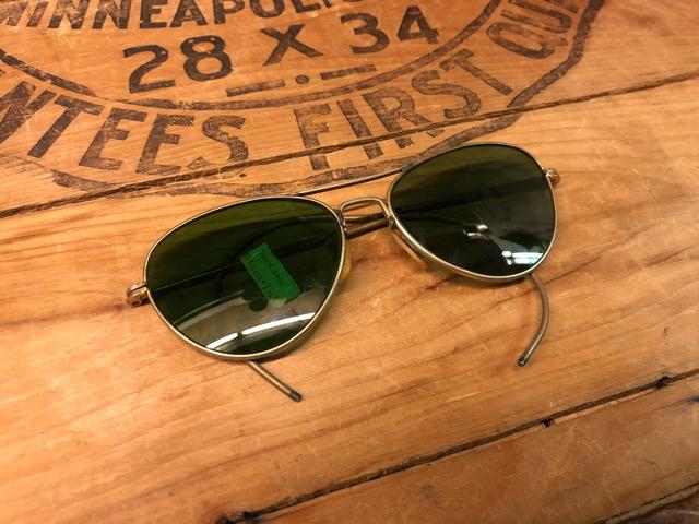6月19日(水)大阪店アクセサリー入荷!!#3  VintageGlasses編!!B&L&A.O、Willson!!_c0078587_1550071.jpg