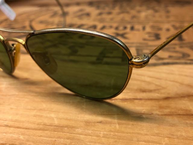 6月19日(水)大阪店アクセサリー入荷!!#3  VintageGlasses編!!B&L&A.O、Willson!!_c0078587_15504070.jpg