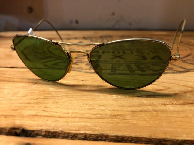 6月19日(水)大阪店アクセサリー入荷!!#3  VintageGlasses編!!B&L&A.O、Willson!!_c0078587_1550812.jpg