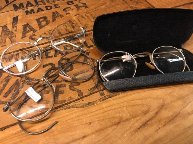 6月19日(水)大阪店アクセサリー入荷!!#3  VintageGlasses編!!B&L&A.O、Willson!!_c0078587_155177.jpg