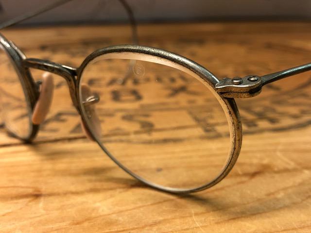 6月19日(水)大阪店アクセサリー入荷!!#3  VintageGlasses編!!B&L&A.O、Willson!!_c0078587_15532111.jpg
