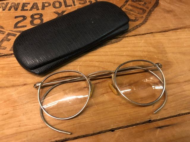 6月19日(水)大阪店アクセサリー入荷!!#3  VintageGlasses編!!B&L&A.O、Willson!!_c0078587_15535255.jpg