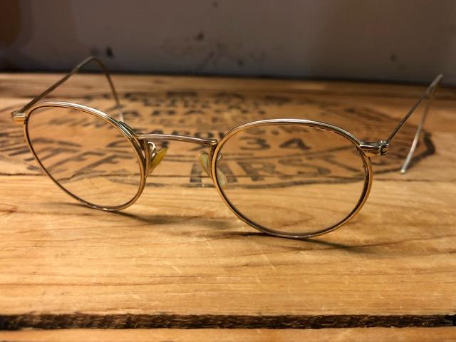 6月19日(水)大阪店アクセサリー入荷!!#3  VintageGlasses編!!B&L&A.O、Willson!!_c0078587_15535937.jpg