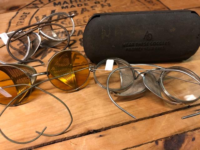 6月19日(水)大阪店アクセサリー入荷!!#3  VintageGlasses編!!B&L&A.O、Willson!!_c0078587_15565589.jpg