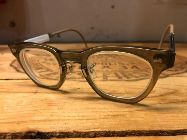 6月19日(水)大阪店アクセサリー入荷!!#3  VintageGlasses編!!B&L&A.O、Willson!!_c0078587_16101396.jpg