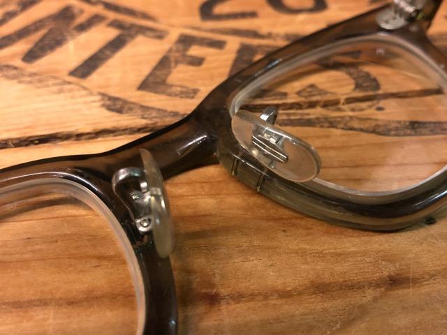 6月19日(水)大阪店アクセサリー入荷!!#3  VintageGlasses編!!B&L&A.O、Willson!!_c0078587_16105589.jpg