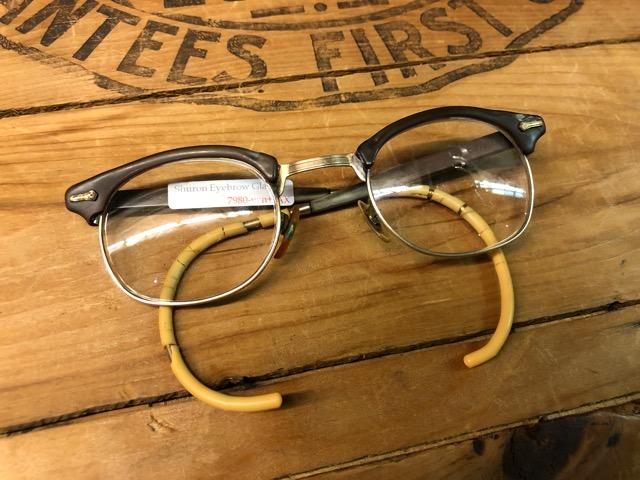 6月19日(水)大阪店アクセサリー入荷!!#3  VintageGlasses編!!B&L&A.O、Willson!!_c0078587_16113098.jpg