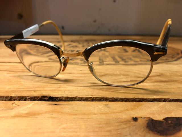 6月19日(水)大阪店アクセサリー入荷!!#3  VintageGlasses編!!B&L&A.O、Willson!!_c0078587_16113977.jpg