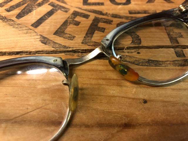 6月19日(水)大阪店アクセサリー入荷!!#3  VintageGlasses編!!B&L&A.O、Willson!!_c0078587_16122655.jpg