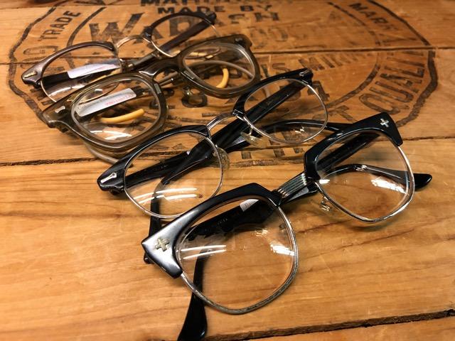 6月19日(水)大阪店アクセサリー入荷!!#3  VintageGlasses編!!B&L&A.O、Willson!!_c0078587_1643812.jpg