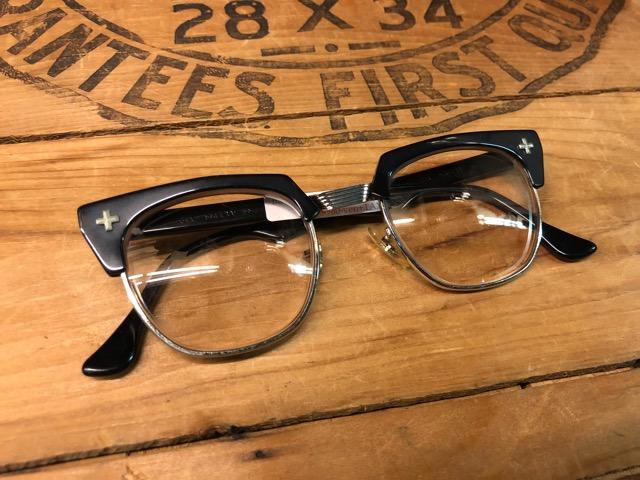 6月19日(水)大阪店アクセサリー入荷!!#3  VintageGlasses編!!B&L&A.O、Willson!!_c0078587_165244.jpg