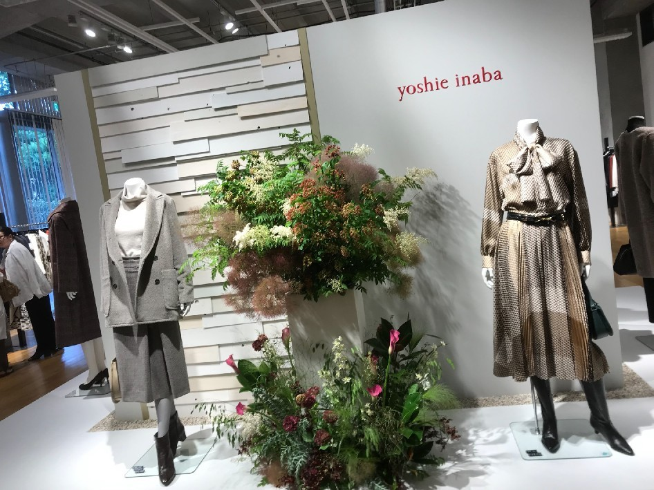 yoshie inaba展示会♪_d0339889_19012981.jpg