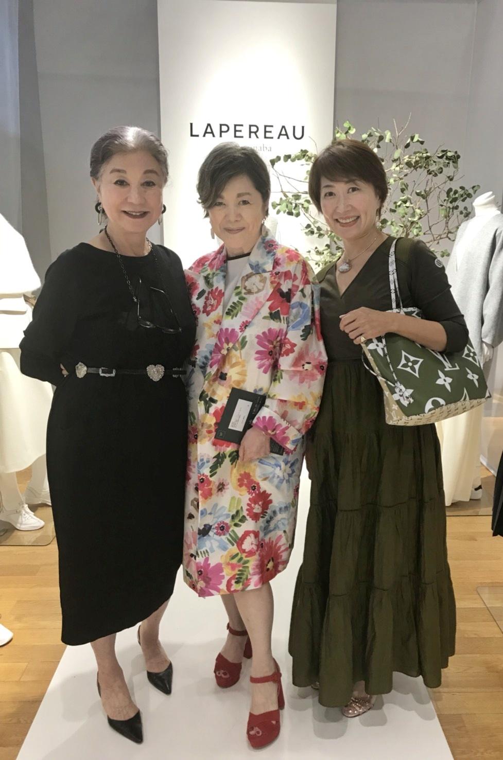 yoshie inaba展示会♪_d0339889_19052735.jpg