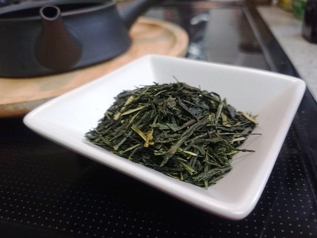 【ジャムレシピ】煎茶ミルクジャム_e0167593_23281907.jpg
