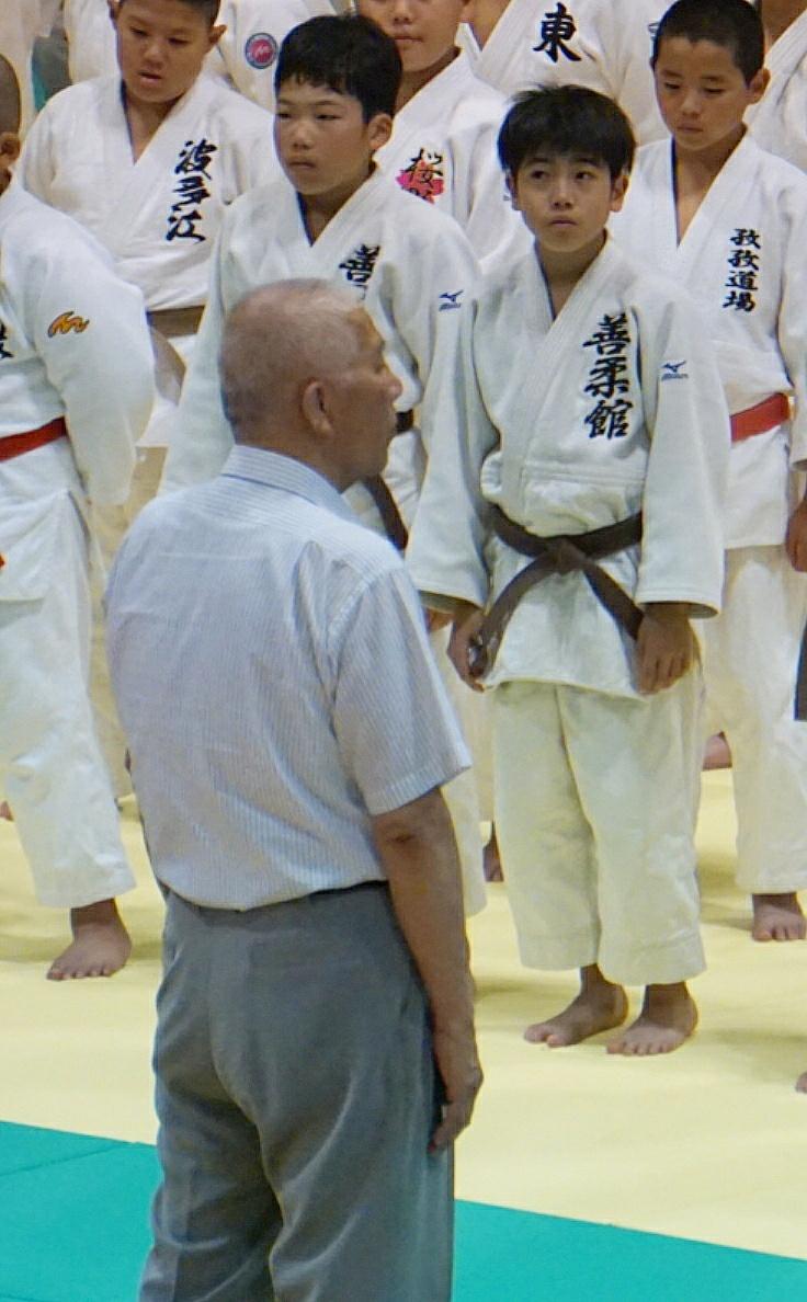 2019 福岡県少年柔道選手権大会_b0172494_19480186.jpg