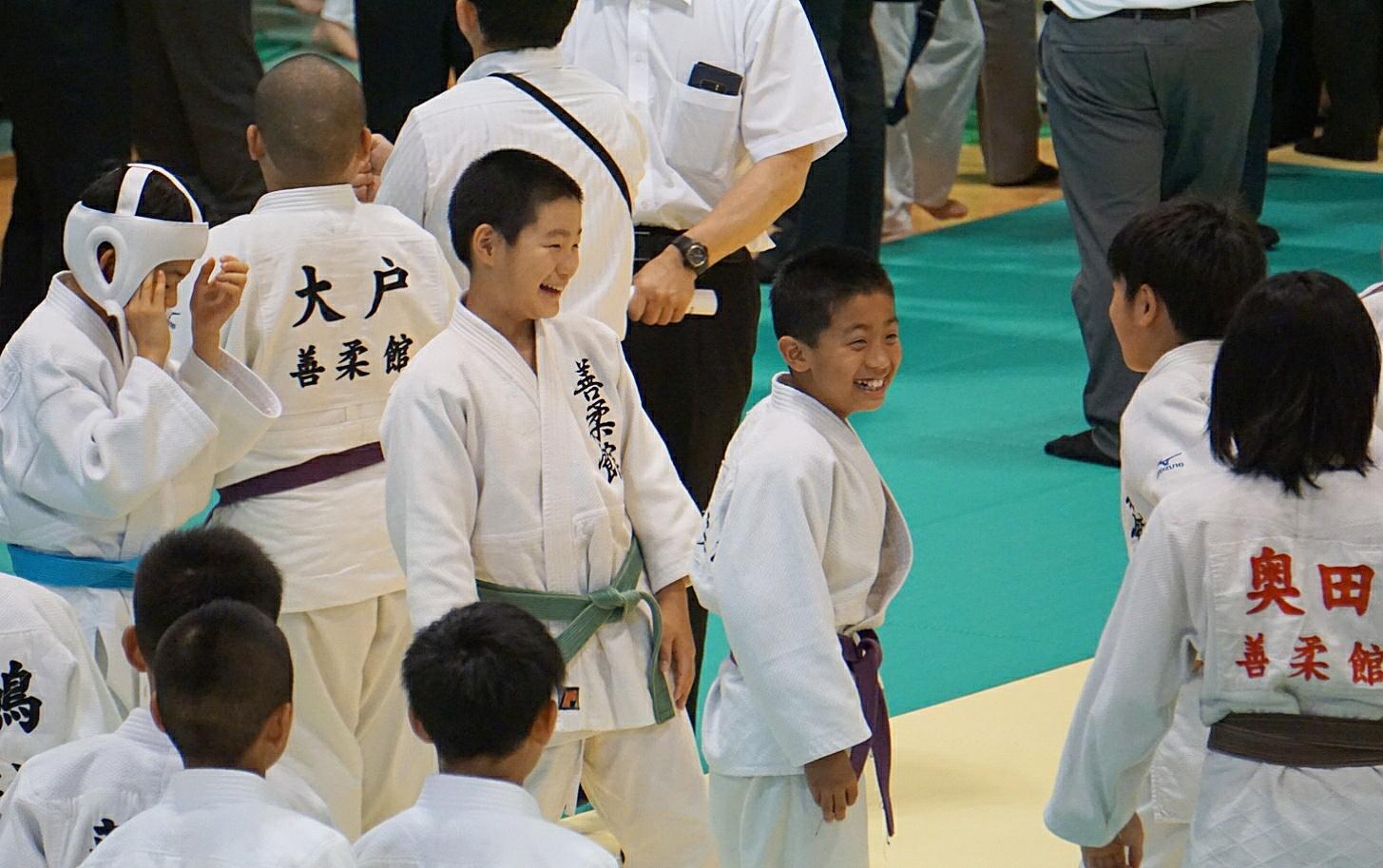 2019 福岡県少年柔道選手権大会_b0172494_19521017.jpg