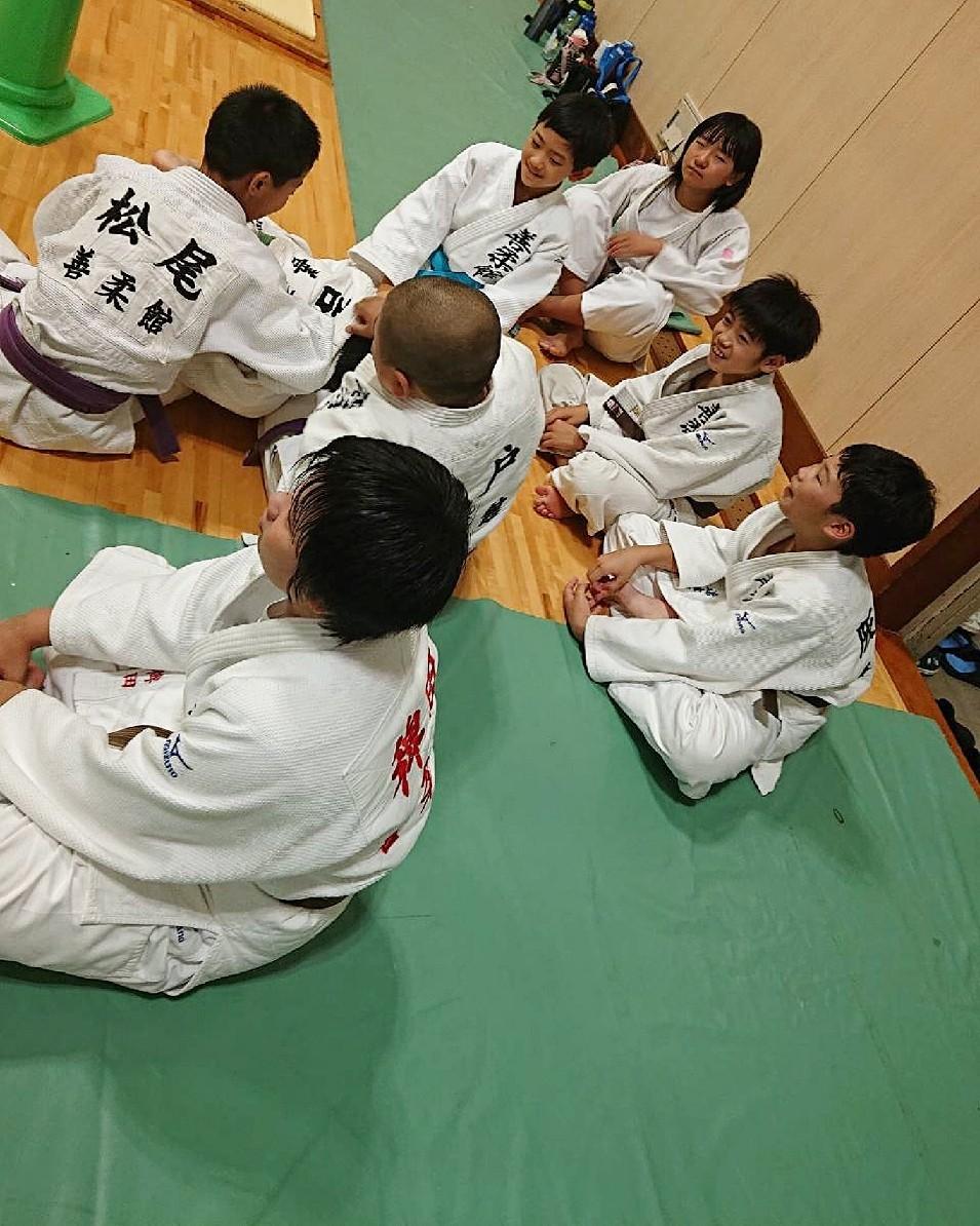 2019 福岡県少年柔道選手権大会_b0172494_19521151.jpg