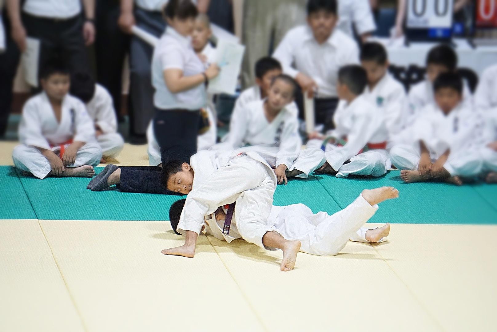 2019 福岡県少年柔道選手権大会_b0172494_20050395.jpg