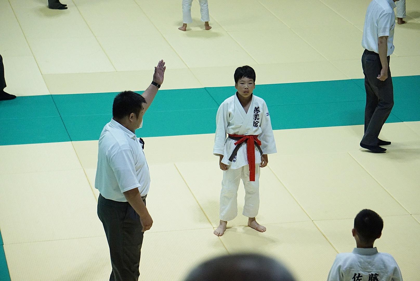 2019 福岡県少年柔道選手権大会_b0172494_20272160.jpg