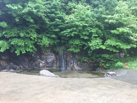 河合谷高原・水とのふれあい広場の水 ・田村牧場_e0115904_13174258.jpg