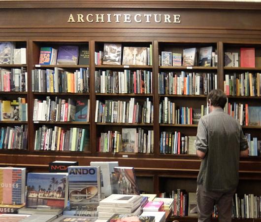 自称「ニューヨークでもっとも美しい本屋」Rizzoli Bookstore_b0007805_10252056.jpg