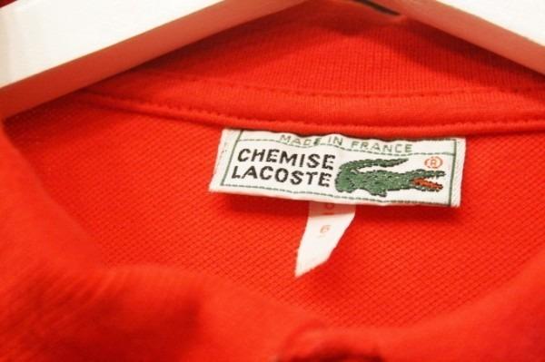 平成最後のヨーロッパ買い付け後記24 フランスで初コインランドリー 入荷ポロシャツ エルメス、ラコステ(フララコ・フレラコ)_f0180307_01245270.jpg