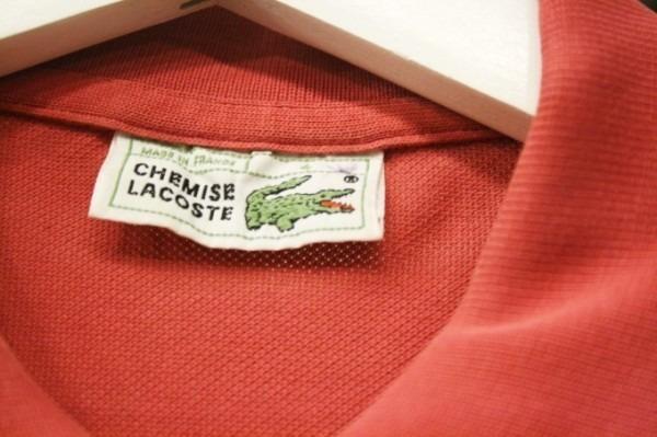 平成最後のヨーロッパ買い付け後記24 フランスで初コインランドリー 入荷ポロシャツ エルメス、ラコステ(フララコ・フレラコ)_f0180307_01245839.jpg