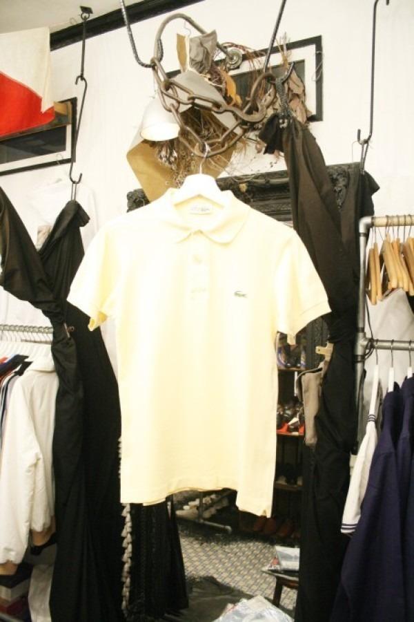 平成最後のヨーロッパ買い付け後記24 フランスで初コインランドリー 入荷ポロシャツ エルメス、ラコステ(フララコ・フレラコ)_f0180307_01250338.jpg
