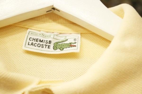 平成最後のヨーロッパ買い付け後記24 フランスで初コインランドリー 入荷ポロシャツ エルメス、ラコステ(フララコ・フレラコ)_f0180307_01250580.jpg