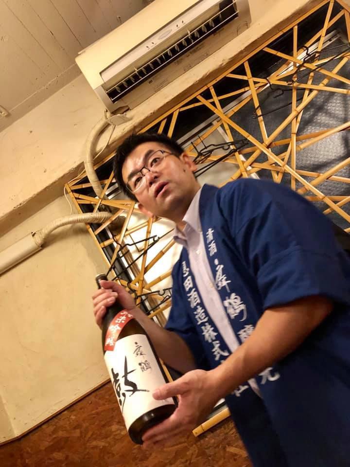 恩田酒造 酒の会へ_a0126418_16433852.jpg