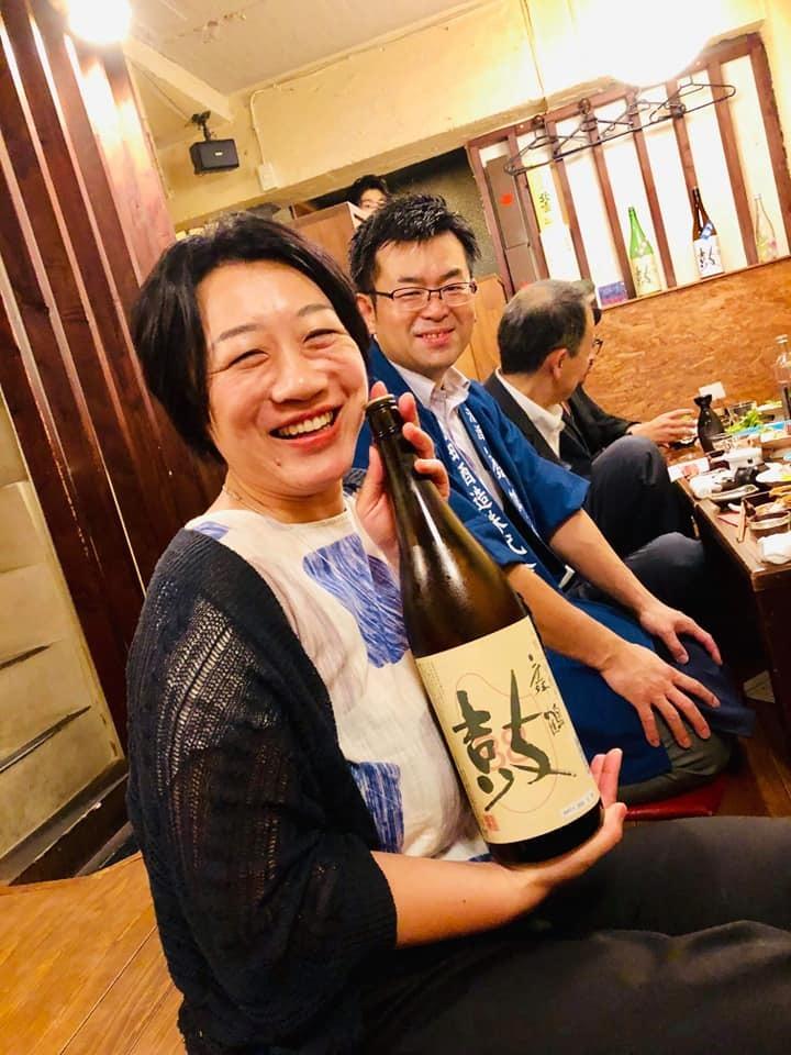 恩田酒造 酒の会へ_a0126418_16445119.jpg
