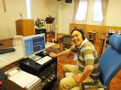 MANGER TONESレーベル、ニューアルバム制作開始!_d0120628_22061001.jpg