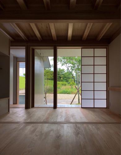 風と家 9   I設計室の仕事展_e0021031_15393482.jpg