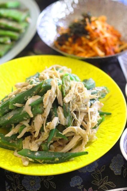 韓国料理教室 おさらい1_d0377645_23373556.jpg