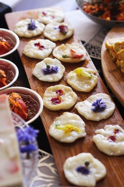 韓国料理教室 おさらい1_d0377645_23391143.jpg