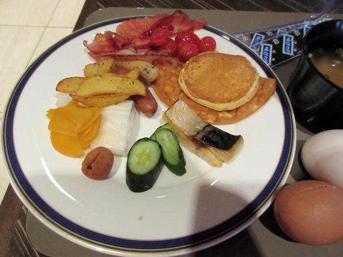 【コンパスで朝食ビュッフェ@横浜ベイシェラトン】_b0009849_17385832.jpg