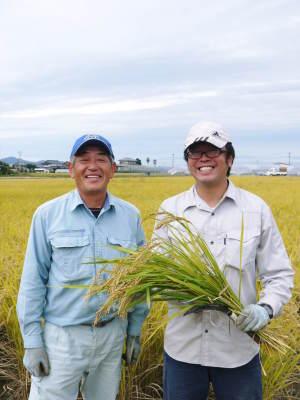 無農薬栽培の発芽玄米、雑穀米、米粉大好評発売中!「健康農園」さんの令和元年度の米作り!苗床の様子!_a0254656_17591884.jpg