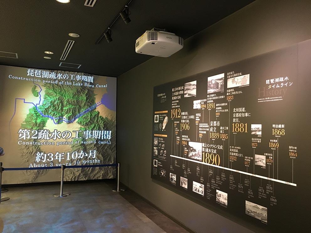 リニューアルされた琵琶湖疏水記念館を訪れてみた。_b0215856_15371156.jpg