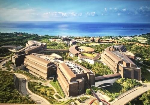 沖縄旅行⑥  沖縄科学技術大学院大学 OIST_e0040957_11462848.jpeg